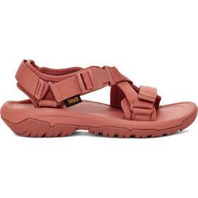 Teva Hurricane Verge Sandals Women, rojo